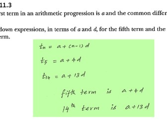 0606_Ex 11.3_Arithmetic progressions_Solutions