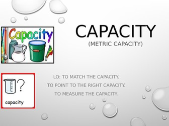 capacity-special needs, early learning