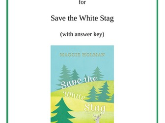 Save the White Stag: Reading Comprehension