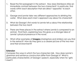of mice and men relationship between george and lennie essay of mice and men crooks essay essays on of mice and men sympathy for crooks essay · of mice and men george and lennie relationship