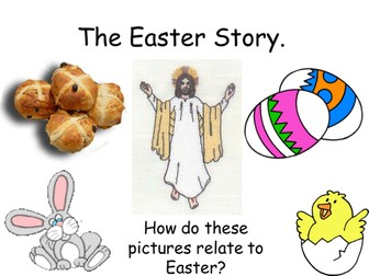 Easter story powerpoint