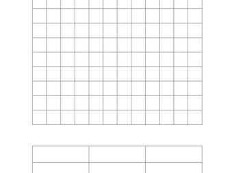 Word Grid Template from l.imgt.es