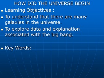 Big Bang Theory OCR P1