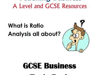 What is Ratio Analysis all about?