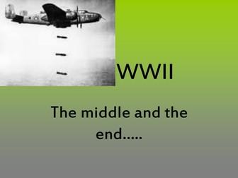 World War II Development and Ending