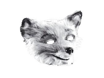 Fantastic Mr Fox masks