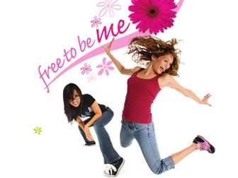 Free to Be Me - Lesson Plans