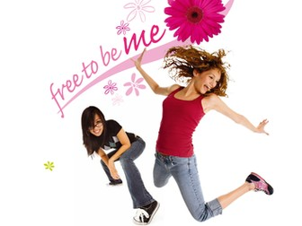 Free to Be Me - Activity Sheets
