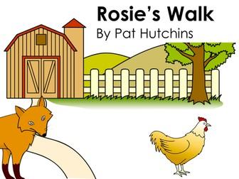 Rosie's walk powerpoint