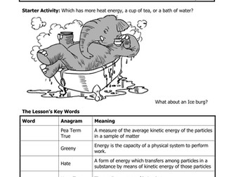 Heating Houses P1a Part 1 OCR gateway workbooklet