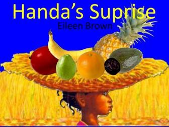 Handa's Surprise Book Power point