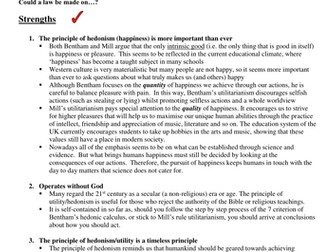 Some Utilitarianism resources