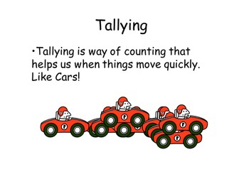 Interactive Car Tallying Exercise