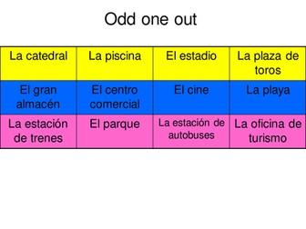 Spanish Directions
