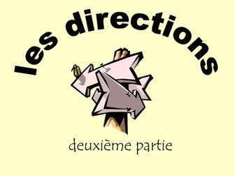 Directions (2)