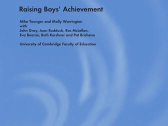 Teachers TV: Raising Boys' Achievement - Part 2