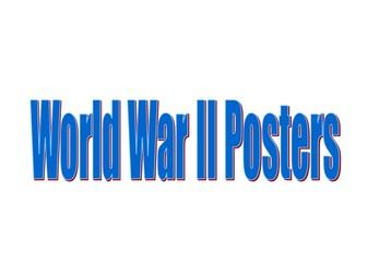 World War 2 Scheme of Work (plus resources)