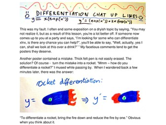 Differentiation Rules, game, resources
