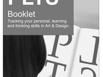 Art & Design PLTS Booklet