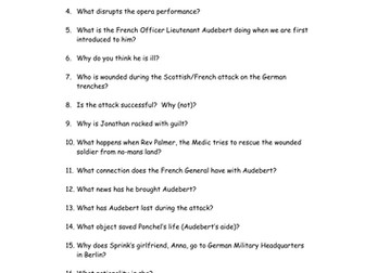 Joyeux Noel - Quiz Questions about the 2005 Film by philmex ...