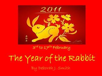 Year of the Rabbit- Celebrating Chinese New Year