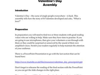 Valentine's Day Assembly