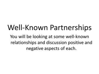 Foundation Learning Relationships