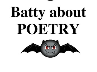 Batty about Poetry