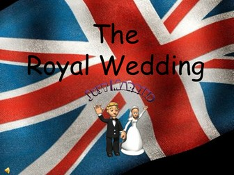 Royal Wedding Discussion Powerpoint