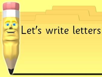 Handwriting Demo