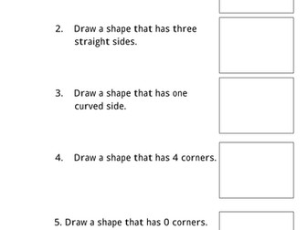 Shape workbook
