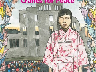 Sadako's Origami Cranes for Peace
