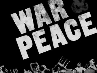 War and Peace (2011) - Education & Teaching Pack