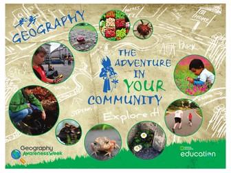 Mission:Explore - Adventure in Your Community