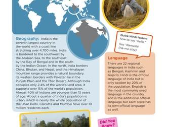 Traidcraft Schools: Fair trade PSHE lessons