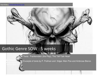 Gothic Genre SOW for EAL