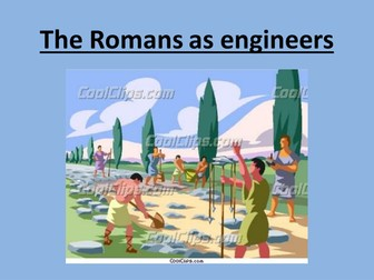 The Romans as Engineers
