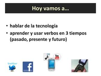 GCSE Y10 la Tecnologia