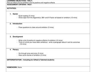 Macbeth: Scheme of Work and Resources