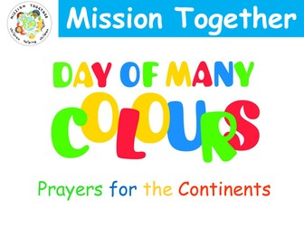 Praying the Mission Rosary