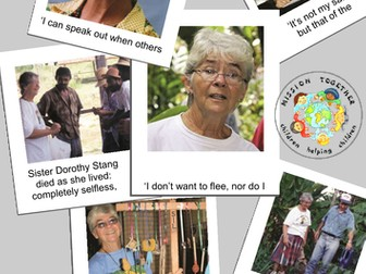 Sister Dorothy Stang - A Missionary Martyr