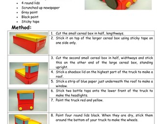Instruction writing - Examples of instructions