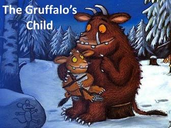 The Gruffalo's Child Story Sack