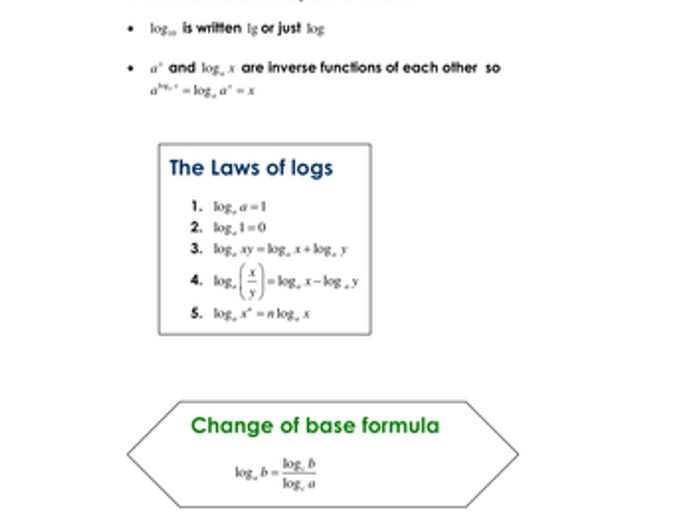 Revision Worksheets – Year 7 Maths Revision Worksheets