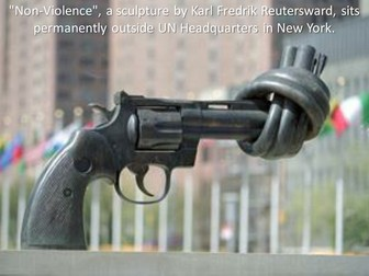 Non Violence Day 2nd October