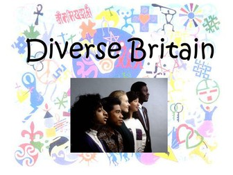 Identity- Diversity in Britain