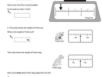 Year 6 Maths SATS QUESTIONS 2 - 20 grouped topics