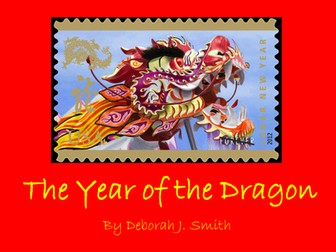 2012 Chinese New Year- The Year of the Dragon
