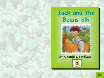 Jack & the Beanstalk Traditional tales Collection