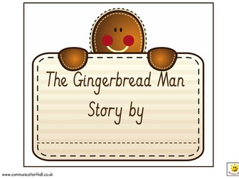 The Gingerbread Man Traditional Tales Collection